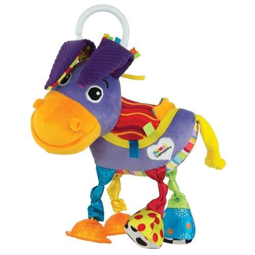 Подвесная игрушка Lamaze Ослик (LC27574) фиолетовыйПодвески<br>