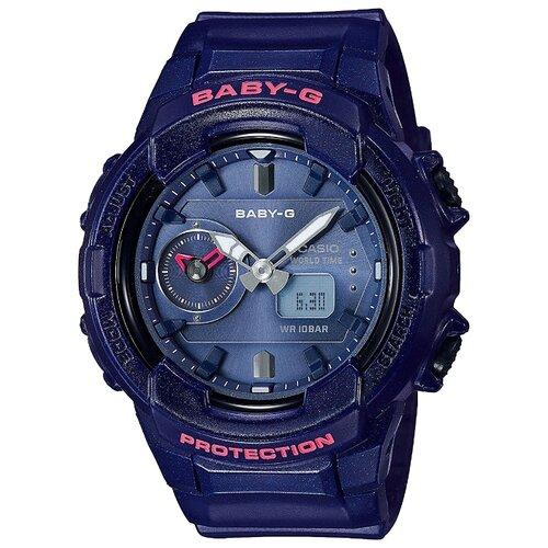 Наручные часы CASIO BGA-230S-2A casio bga 220b 2a