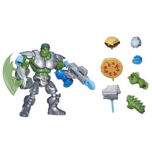 Купить Фигурка Hasbro Super Hero Mashers B0678, Игровые наборы и фигурки