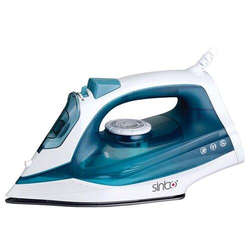 Утюг Sinbo SSI-6604 синий/белый