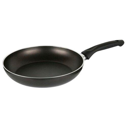 Сковорода Калитва Future 5802415 24 см, черный сковорода d 24 см kukmara кофейный мрамор смки240а