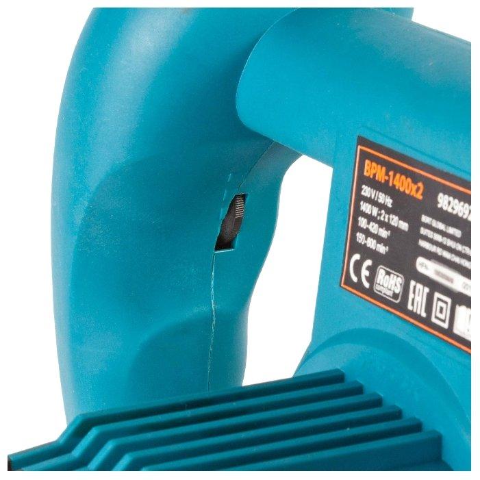 Строительный миксер Bort BPM-1400x2 1400 Вт