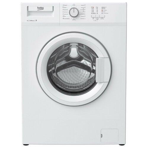 Стиральная машина Beko WRE 55P1 BWW стиральная машина beko wre 65p1 bww белый