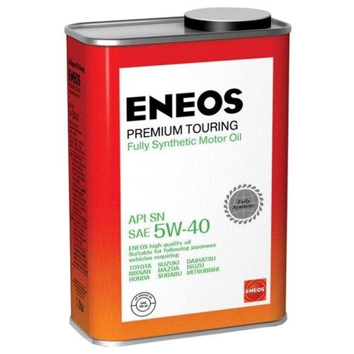 Моторное масло ENEOS Premium Touring SN 5W-40 1 л