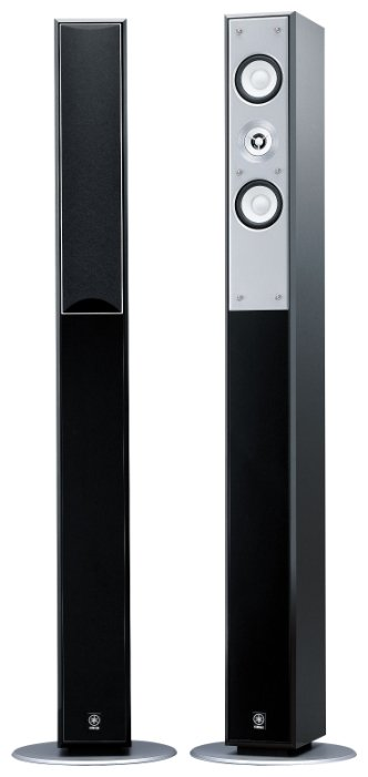 Напольная акустика Yamaha NS-125F piano black