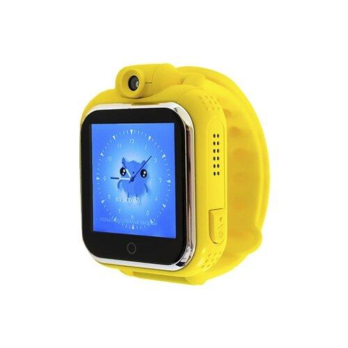 Детские умные часы Smart Baby Watch G10, желтый детские умные часы c gps smart baby watch q528 желтый