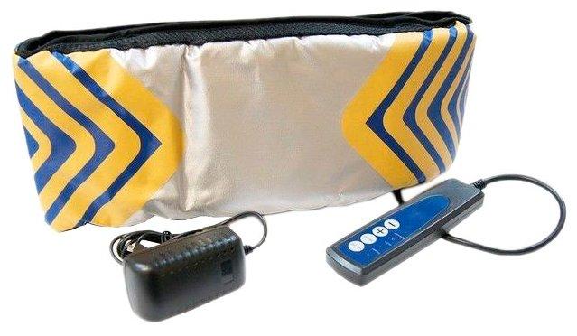 Пояс для похудения BRADEX Тонус электрический без размера сине-бело-черный