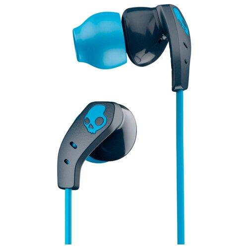 Беспроводные наушники Skullcandy Method Wireless navy/blue наушники sony mdr xb50ap blue