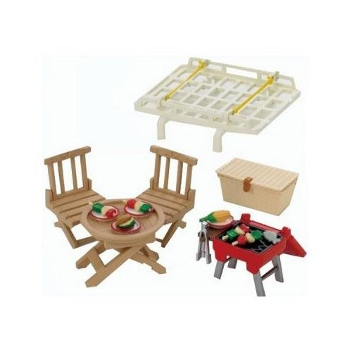 Купить Игровой набор Sylvanian Families Семейный пикник 2884, Игровые наборы и фигурки