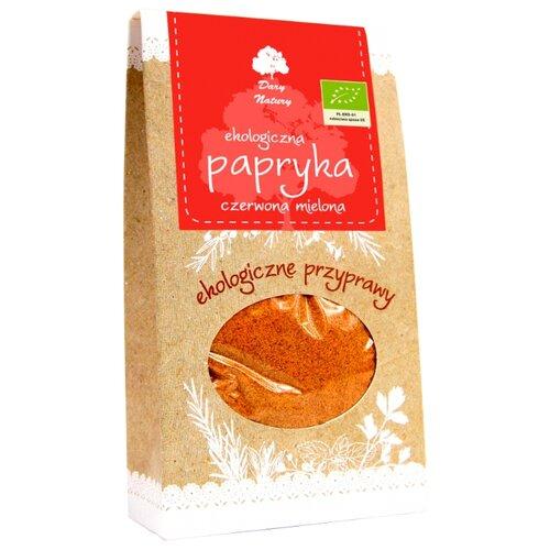 Dary Natury Пряность Паприка красная сладкая ЭКО, 50 гСпеции, приправы и пряности<br>
