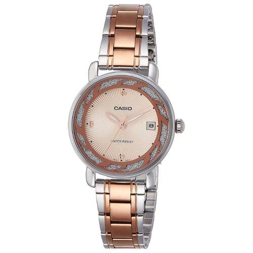 Наручные часы CASIO LTP-E120RG-9A женские часы casio ltp e117g 9a ucenka