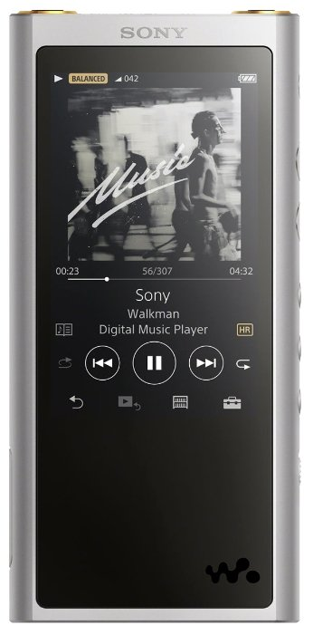 Sony Плеер Sony NW-ZX300