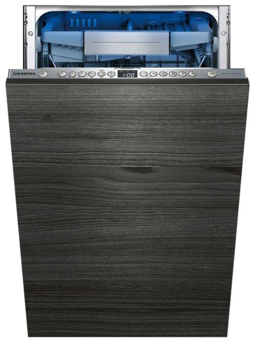 Встраиваемая посудомоечная машина Siemens SR656D10TR