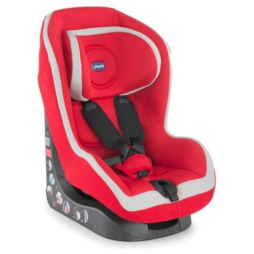 Купить Автокресло группа 1 (9-18 кг) Chicco Go-One red, Автокресла