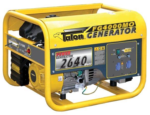 Бензиновая электростанция Talon FG4000MO