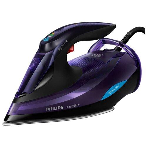 Утюг Philips GC5039/30 Azur Elite фиолетовый/черный утюг philips gc4533 37 azur розовый белый