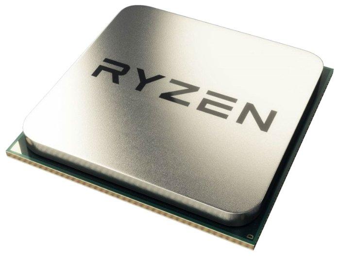 AMD Процессор AMD Ryzen 5 Summit Ridge