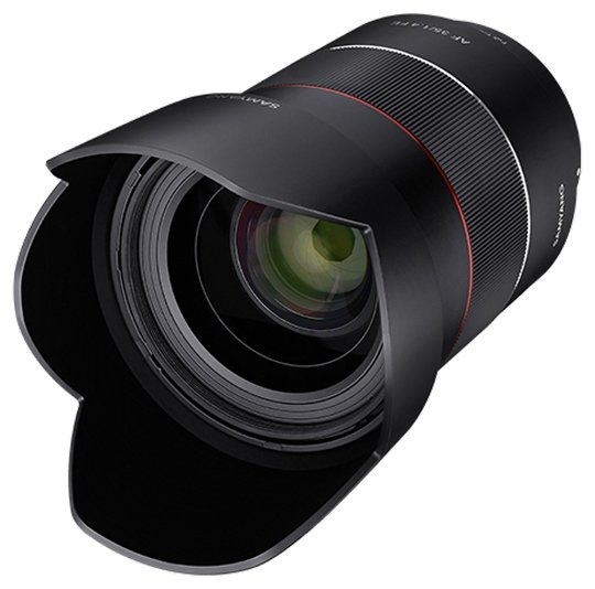 Samyang AF 35mm f/1.4 FE Sony E