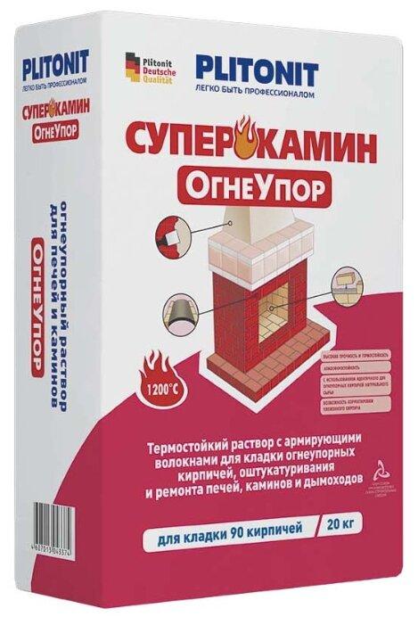 Цемент Plitonit СуперКамин Огнеупор