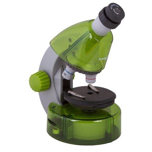 Фото - Микроскоп LEVENHUK LabZZ M101 lime микроскоп levenhuk labzz m101 orange