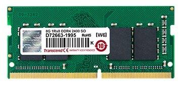 Оперативная память 8 ГБ 1 шт. Transcend JM2400HSB-8G