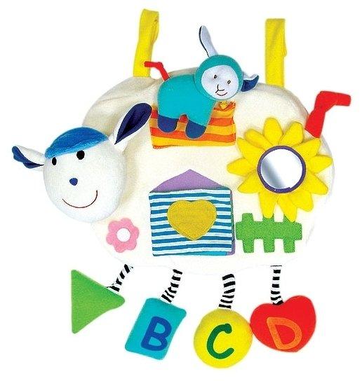 Подвесная игрушка Lubby Овечка (77231)