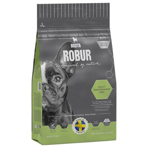 Сухой корм для собак Bozita Robur для здоровья кожи и шерсти 3.25 кгКорма для собак<br>