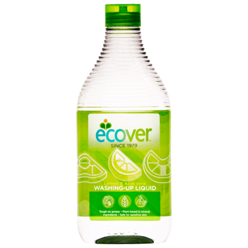 Ecover Жидкость для мытья посуды Lemon and aloe vera 0.45 л aloe vera micropropagation and rapd analysis