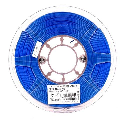 PLA+ пруток ESUN 1.75 мм синий 1 кг