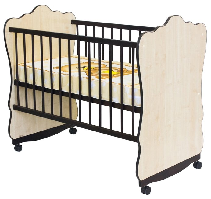 Кроватка Промтекс Колибри Велла 2