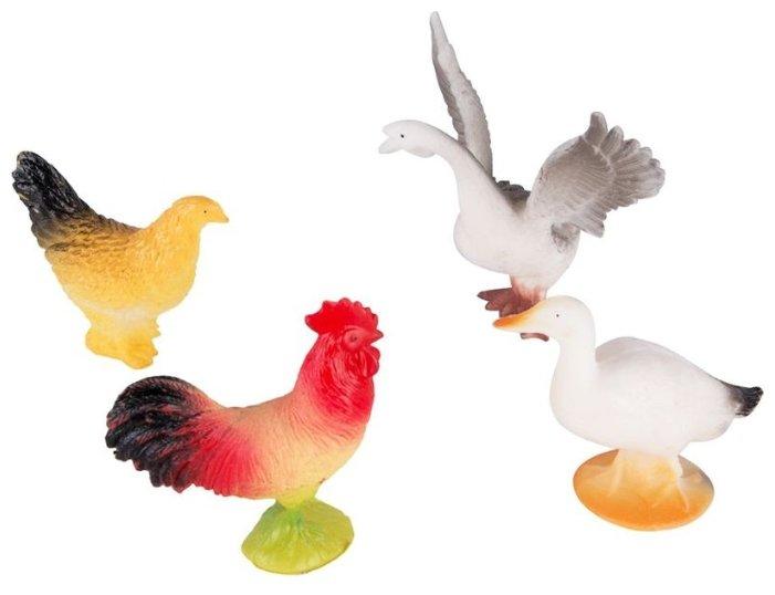 Фигурки Игруша Птицы I-J004