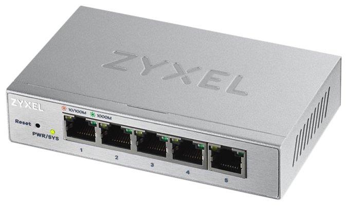 ZYXEL Коммутатор ZYXEL GS1200-5