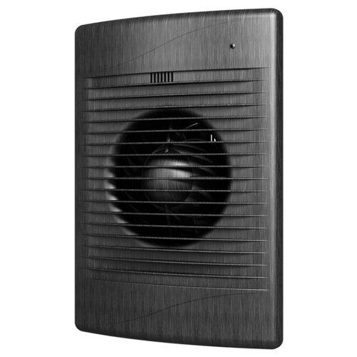 Вытяжной вентилятор DiCiTi STANDARD 4C, black AL 16 ВтВентиляторы вытяжные<br>