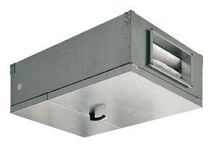 Вентиляционная установка Systemair TA 2000 EL 16kW AHU