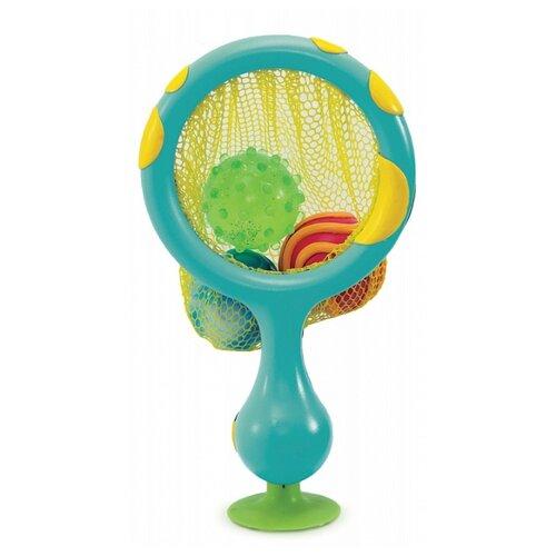 Купить Игрушка для ванной Munchkin Кольцо с мячиками-брызгалками (12004) разноцветный, Игрушки для ванной