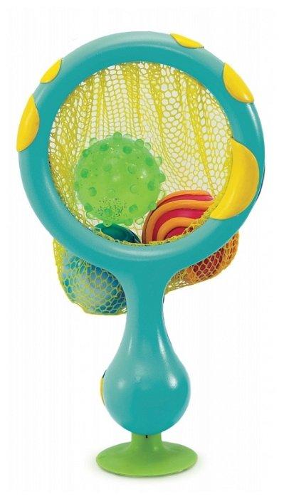 Игрушка для ванной Munchkin Кольцо с мячиками-брызгалками (12004)