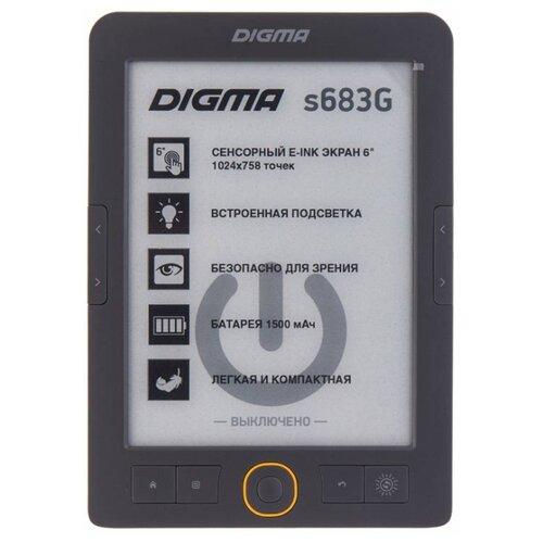 Электронная книга Digma s683G