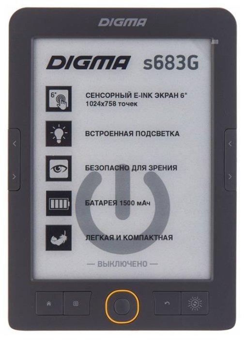 Digma Электронная книга Digma s683G