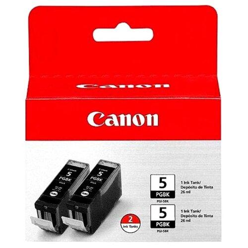 Фото - Набор картриджей Canon PGI-5BK Twin Pack (0628B030) scee by twin set накидка
