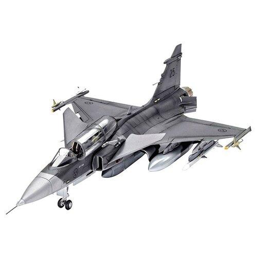 Купить Сборная модель Revell Saab JAS-39D Gripen TwinSeater (63956) 1:72, Сборные модели