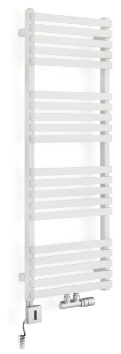Электрический полотенцесушитель Terma Quadrus Slim 870x450