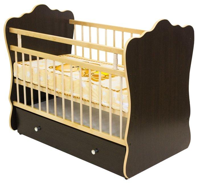 Кроватка Промтекс Колибри Велла 5