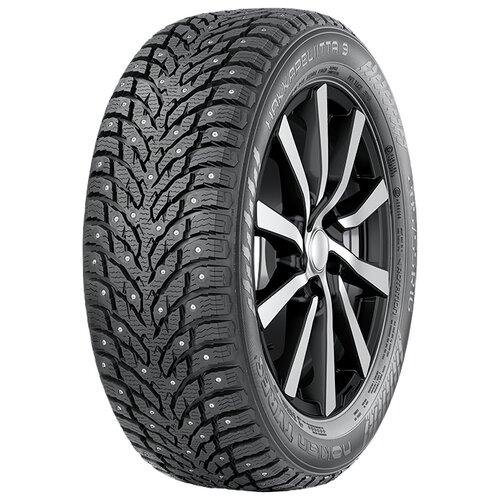 Автомобильная шина Nokian Tyres Hakkapeliitta 9 215/55 R17 98T зимняя шипованная