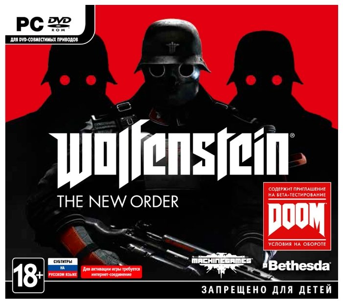 Wolfenstein: The New Order фото 1