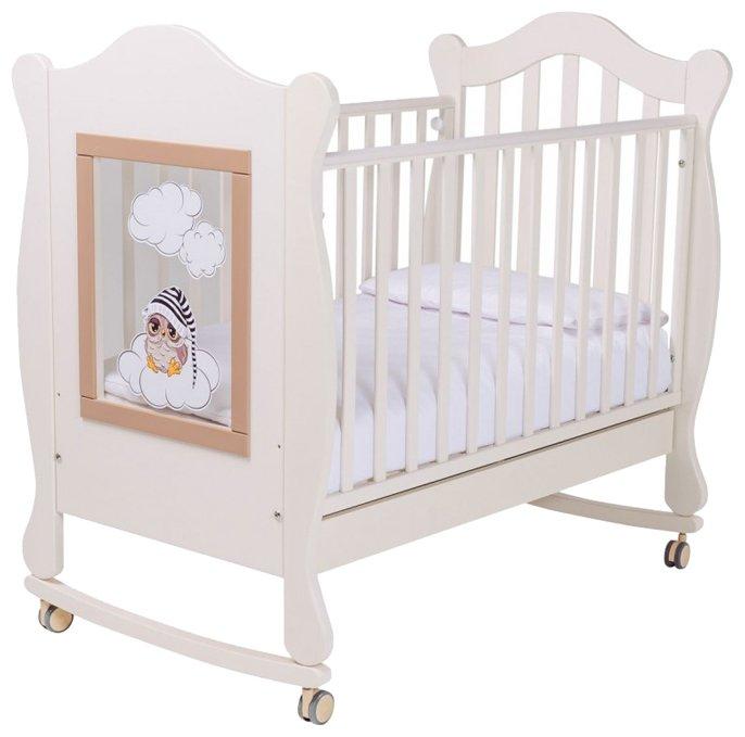 Кроватка Papaloni Finestra