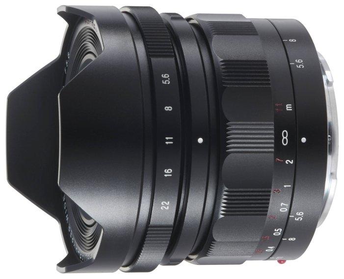 Voigtlaender Объектив Voigtlaender 10mm f/5.6 Hyper Wide Heliar Sony E