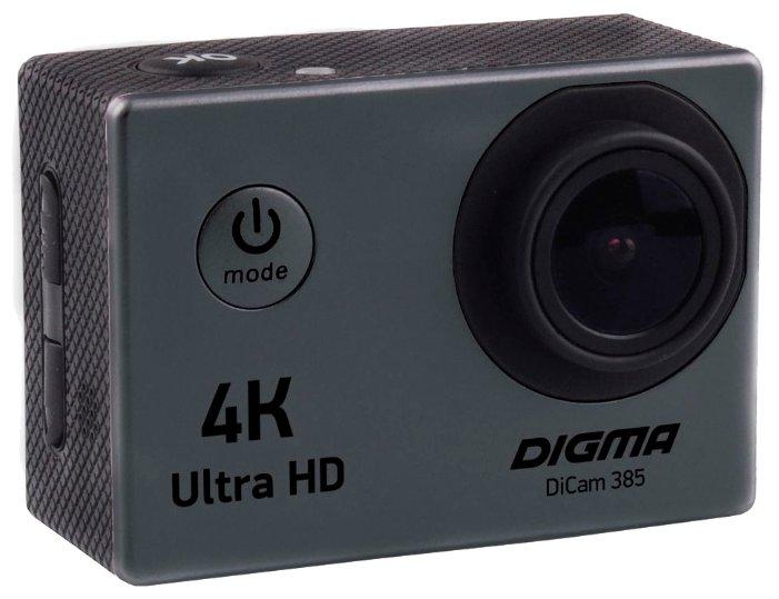 Digma Экшн-камера Digma DiCam 385