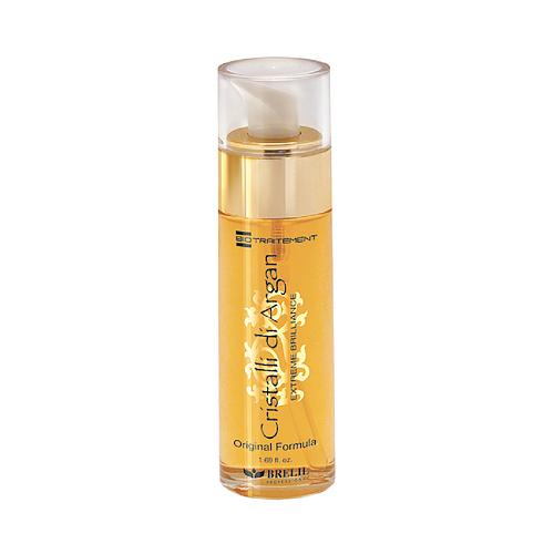 Купить Brelil Professional BioTraitement Cristalli di Argan Средство для восстановления, разглаживания и экстремального блеска волос, 50 мл