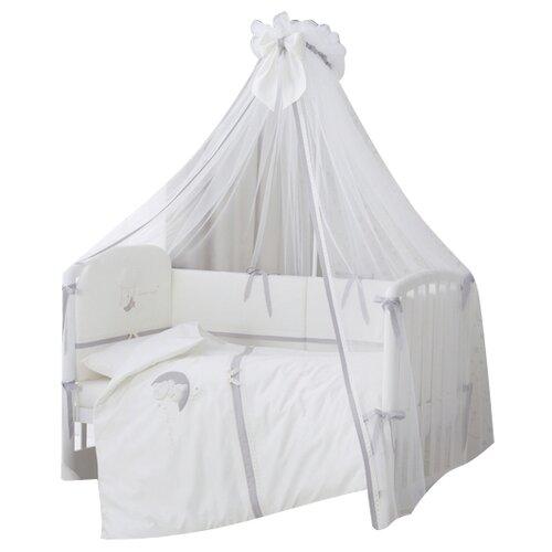 Купить Perina комплект Bonne Nuit (6 предметов) молочный, Постельное белье и комплекты