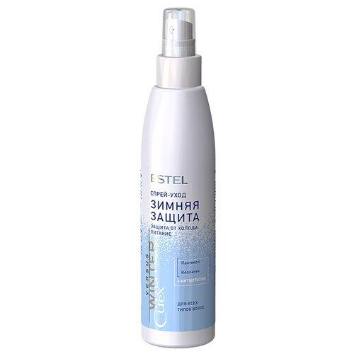 Купить Estel Professional CUREX Versus Winter Спрей-уход для волос Защита и питание с антистатическим эффектом, 200 мл